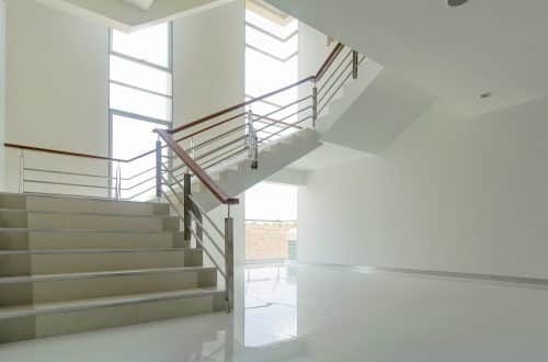 stairs with epoxy flooring by floortex industries