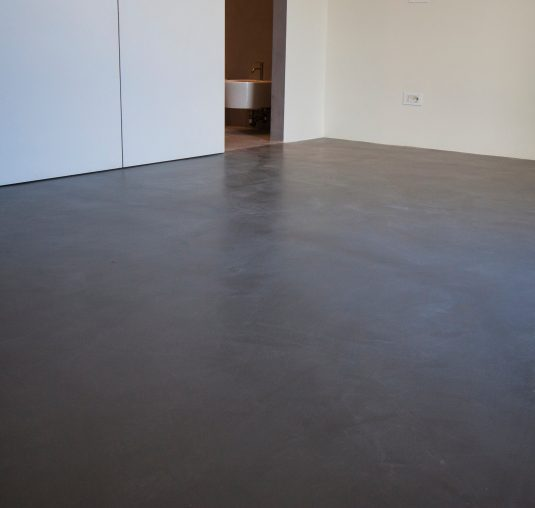 micro cement topping floor by floortex industries